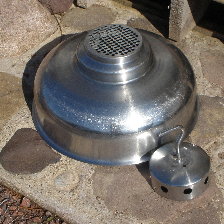 Vintage Stainless Steel Milk Strainer By Uniquelyyoursbycil