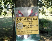 Special Order Your Garden Flag or Wall Tapestry