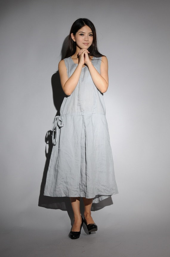 flax dress new design(more colour and size choice)-O5