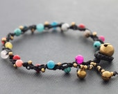 Candy Colorful Beaded Bracelet