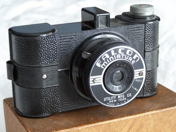 Vintage Falcon Miniature Camera