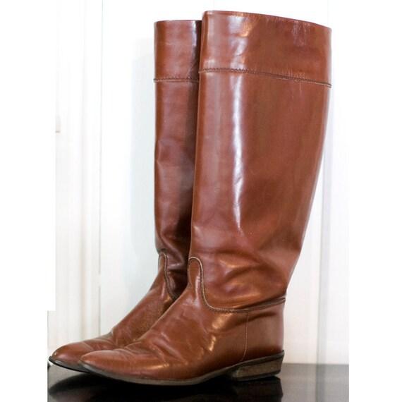 Vintage Italian Boots 18
