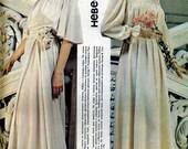 vintage  pattern 1979. Lutterloh System