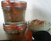 Carrot Cake Cupcake In A Jar (6)