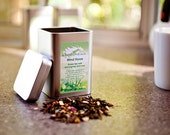 Windhorse Green Tea Herbal Infusion (green tea with lemongrass and rose)
