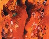 Roasting Marshmallows in Hell