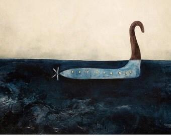 Lochness  Monster Submarine