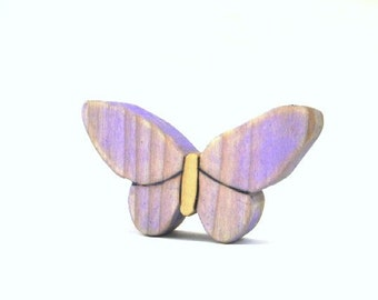 wooden toys, butterfly wood toy, waldorf toys, wooden waldorf toys, butterfly figurine