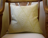 Diamond Print Pillow