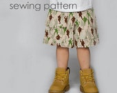Boys Cargo Shorts - Sewing Pattern, 6m-6