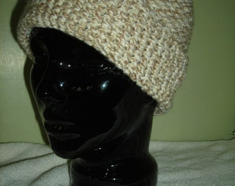Women's Hat in Taupe