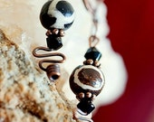 Wild Eyed Africa: The Earrings