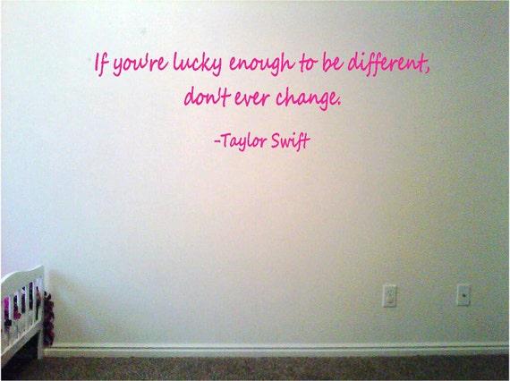 50% OFF - PINK Taylor Swift - Vinyl Wall Decal Sticker Art