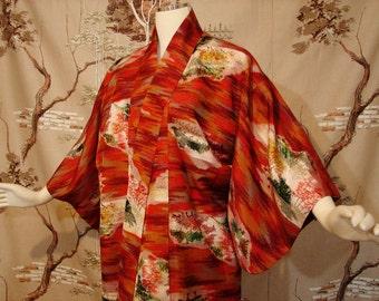 KIMONO - High Quality Hand Made Silk