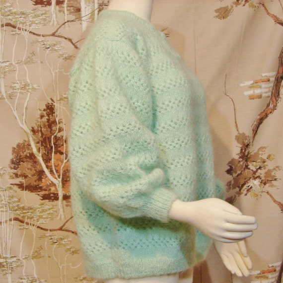 Sweater - Mohair - SUPER Cozy and Soft