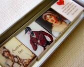 Jane Fan Scrabble Tile Magnet Set