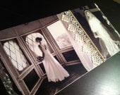 Custom Wedding Mixed Media Photo Canvas 8 x 10