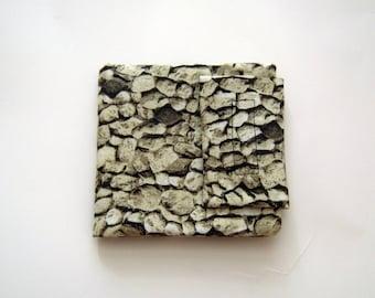 Rock Wall Wallet