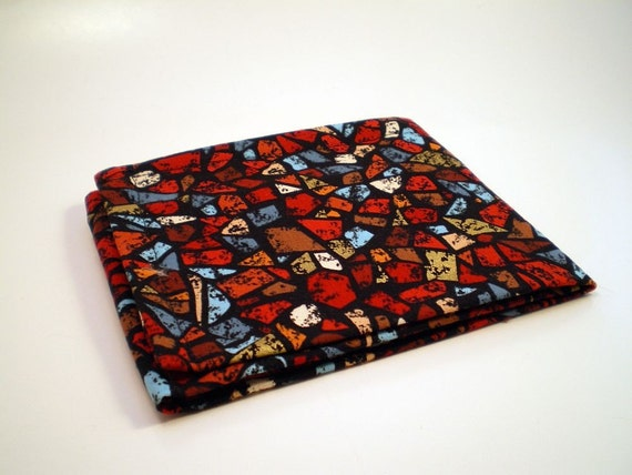 Wallet in Stained Glass