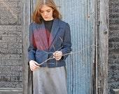 Mrs. Basil E. Frankweiler / Vintage Jacket/Blazer..........FREE SHIPPING
