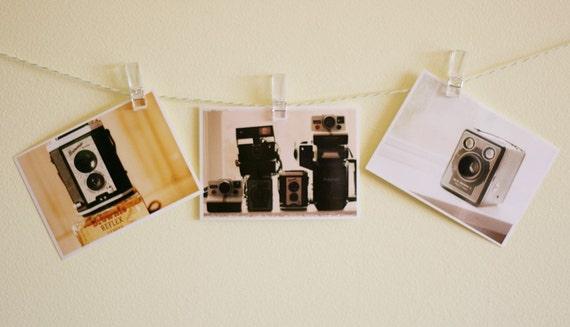 mini print set  - vintage capture