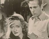 Old Hollywood Still Press Photo Betty Davis Humphrey Bogart