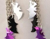 Going Batty earrings