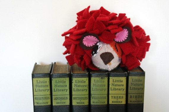stuffed hedgehog, hedgehog plush, stuffed animal, handmade, upcycled, eco friendly