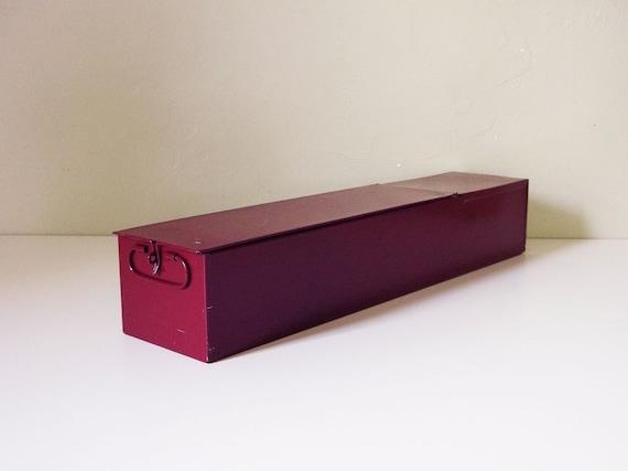 vintage deposit box