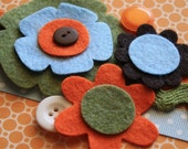 Autumn Splendor Embellishment Kit