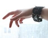 Black Lace Bracelet - Kassidy