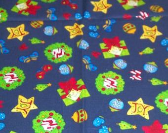 Christmas Ornaments by Joan Elliott - 1 yard
