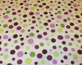MIchael Miller Lolli Dot in Orchid - 1 yard