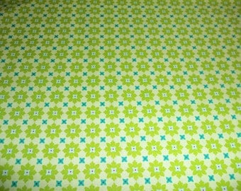 MIchael MIller Tiny Flowers - Citron 1 yard