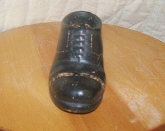Rare old shoe figurine
