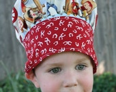 Child's Cowboy Chef Hat - Adjustable