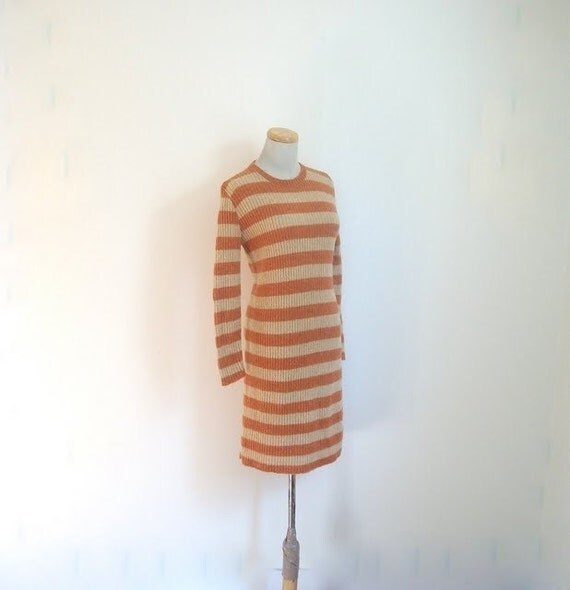 Vintage 60s Jane Marshall Sweater Dress