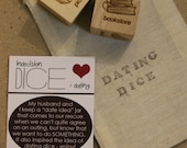 Dating Dice - Laser cut activity dice