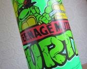 Teenage Mutant Ninja Water Bottle - The Green Machine