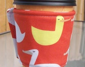 Just Ducky & Anchors Away - Eco Friendly Coffee Cozies for Penneymiracles