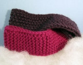 Carran - Seed Stitch Stretchy Knit Headband for Children