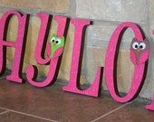 Owl Baby Name Letters