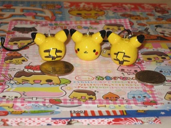 Pikachu Cellphone Charm