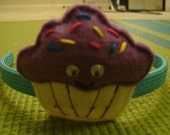 Chloe Cupcake Headband