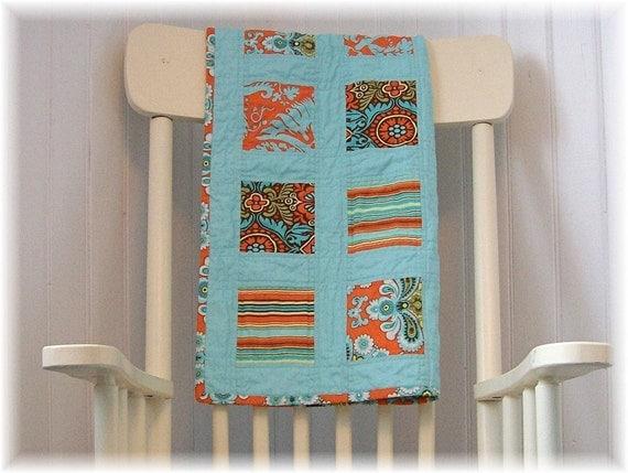 Amy Butler Vintage Quilt
