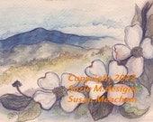 NEW  - Smoky Mountain Dogwood Notes  - Dogwood Series