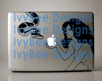 Eve Fall From Grace Decal Apple Macbook Laptop