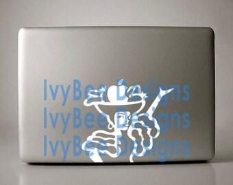 Chiquita Carmen Miranda Decal Macbook Laptop