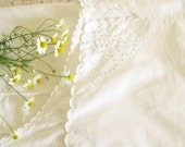 Newborn Baby Blanket Cover White Vintage Lace on Etsy