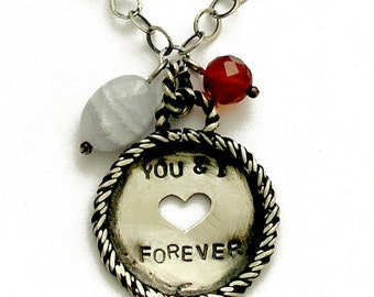 ill advised valentine's day gifts - Items similar to Valentine Gift Stamped tag pendant Ill